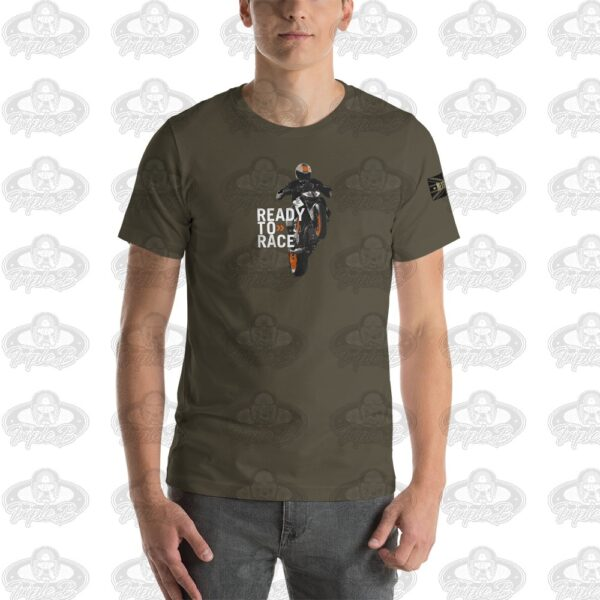TripleB - 'Ready To Race' KTM T-Shirt